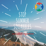 Stop Summer Squabbles between kids with Autism and their Siblings