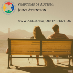 symptoms of Autism_Joint Attention