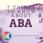 7 Things to Know About ABA