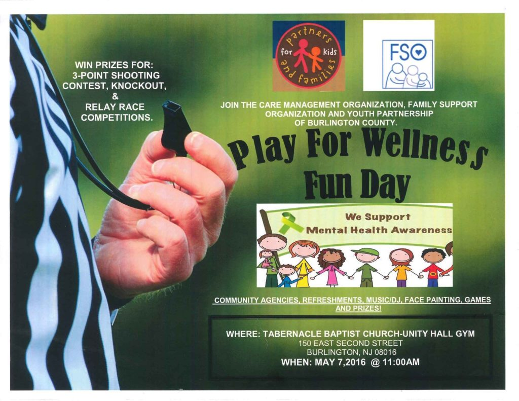 Play for Wellness